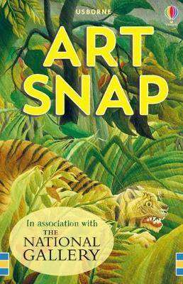 Cover of Art Snap - Sarah Hull - 9781474968980