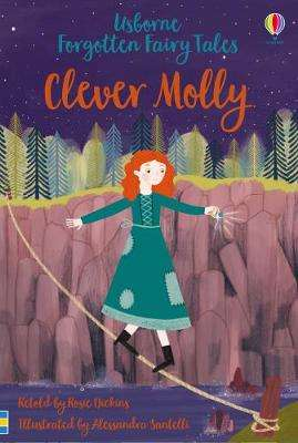 Cover of Clever Molly - Rosie Dickens - 9781474969741