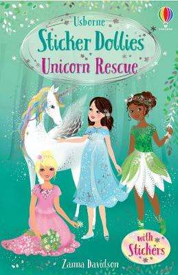 Cover of Unicorn Rescue - Zanna Davidson - 9781474971317