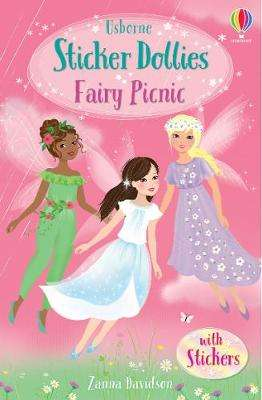 Cover of Fairy Picnic - Zanna Davidson - 9781474974714