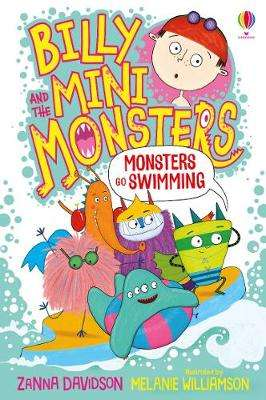 Cover of Monsters go Swimming - Zanna Davidson - 9781474978361