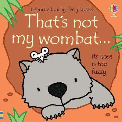 Cover of That's not my wombat... - Fiona Watt - 9781474980470