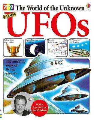 Cover of World of the Unknown UFOs - Ted Wilding-White - 9781474992152