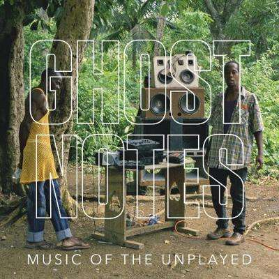 Cover of Ghostnotes : Music of the Unplayed - Brian Cross - 9781477313909