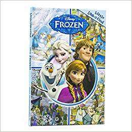 Cover of Frozen 2 Look & Find - P I Kids - 9781503743588