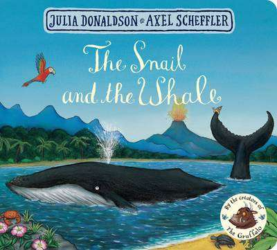 Cover of The Snail and the Whale - Julia Donaldson - 9781509830442