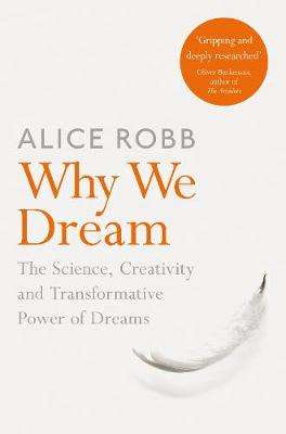 Cover of Why We Dream - Alice Robb - 9781509836277