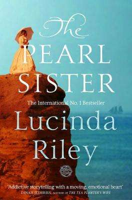 Cover of The Seven Sisters 4: The Pearl Sister - Lucinda Riley - 9781509840076