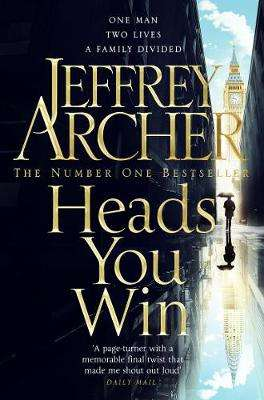 Cover of Heads You Win - Jeffrey Archer - 9781509851263