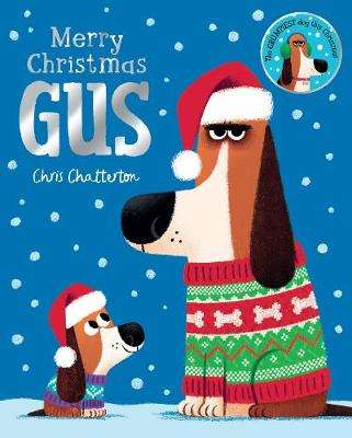 Cover of Merry Christmas, Gus - Chris Chatterton - 9781509854370