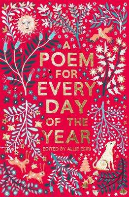 Cover of A Poem for Every Day of the Year - Allie Esiri - 9781509860548