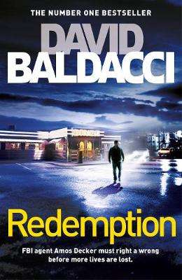Cover of Redemption - David Baldacci - 9781509874415