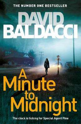 Cover of A Minute to Midnight - David Baldacci - 9781509874460