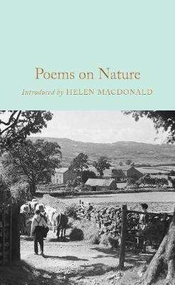Cover of Poems on Nature - Various - 9781509893805