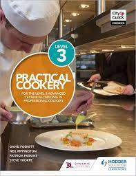 Cover of Practical Cookery for the Advanced Technical Diploma in Professional Cookery - David Foskett - 9781510401853