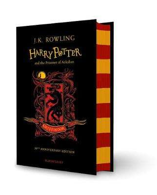 Cover of Harry Potter and the Prisoner of Azkaban - Gryffindor Edition - J.K. Rowling - 9781526606174