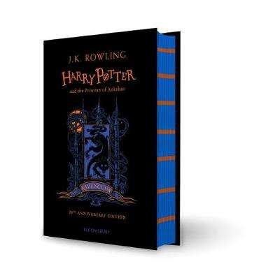 Cover of Harry Potter and the Prisoner of Azkaban - Ravenclaw Edition - J.K. Rowling - 9781526606198