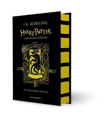 Cover of Harry Potter and the Prisoner of Azkaban - Hufflepuff Edition - J.K. Rowling - 9781526606204