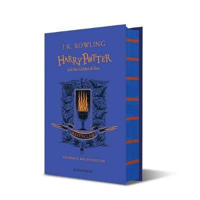 Cover of Harry Potter and the Goblet of Fire - Ravenclaw Edition - J.K. Rowling - 9781526610317