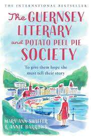 Cover of Guernsey Literary and Potato Peel Pie Society - Mary Ann Shaffer - 9781526610898