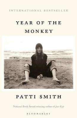 Cover of Year of the Monkey - Patti Smith - 9781526614766