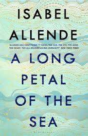 Cover of A Long Petal of the Sea - Isabel Allende - 9781526615916