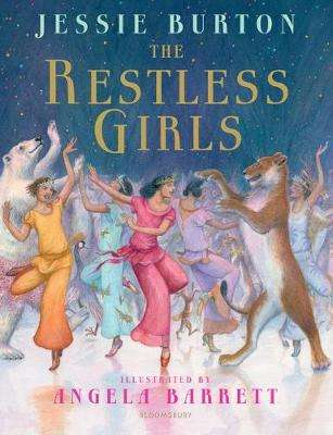 Cover of Restless Girls - Jessie Burton - 9781526618474