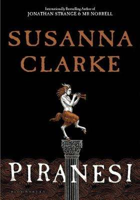 Cover of Piranesi - Susanna Clarke - 9781526622426