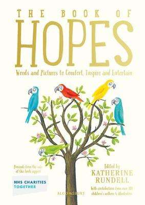 Cover of Book of Hopes - Katherine Rundell - 9781526629883