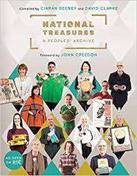 Cover of National Treasures - A People's Archive - Ciaran Deeney & David Clarke - 9781527228443
