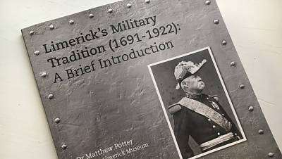 Cover of Limerick's Military Tradition (1691 - 1922) - Matthew Potter - 9781527229785