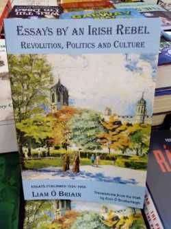 Cover of Essays By An Irish Rebel - Liam Ó Briain - 9781527232990