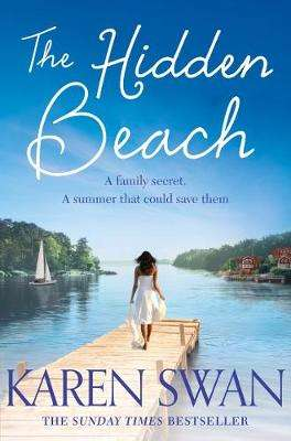Cover of Hidden Beach - Karen Swan - 9781529006223
