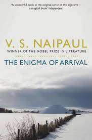 Cover of The Enigma of Arrival - V. S. Naipaul - 9781529014082