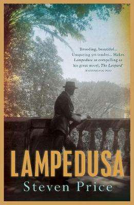 Cover of Lampedusa - Steven Price - 9781529019650