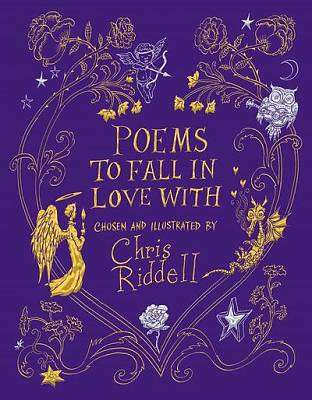 Cover of Poems to Fall in Love With - Chris Riddell - 9781529023237