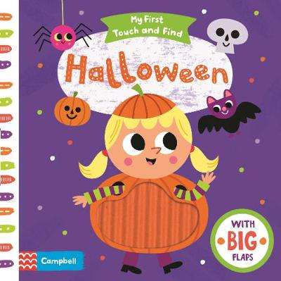 Cover of Halloween - Campbell Books - 9781529025347