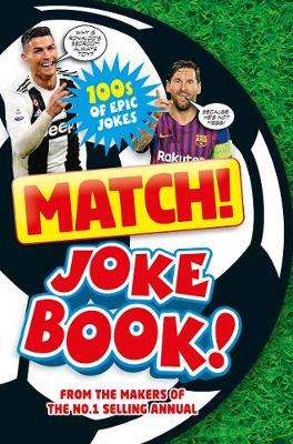 Cover of Match! Joke Book - Match - 9781529026672
