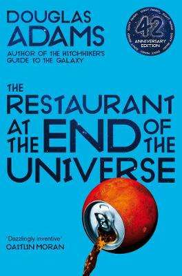 Cover of The Restaurant at the End of the Universe - Douglas Adams - 9781529034530