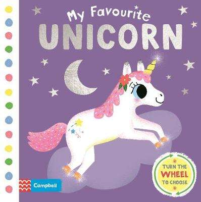 Cover of My Favourite Unicorn - Sarah Andreacchio - 9781529037760