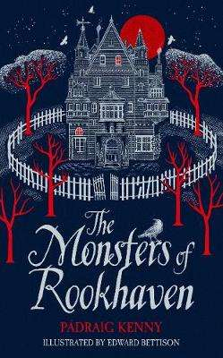 Cover of Monsters of Rookhaven - Padraig Kenny - 9781529054705