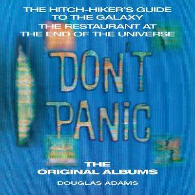 Cover of The Hitchhiker's Guide to the Galaxy: Two full-cast audio dramatisations - Douglas Adams - 9781529126570