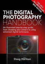 Cover of The Digital Photography Handbook: An Illustrated Step-by-step Guide - Doug Harman - 9781529400526