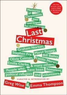 Cover of Last Christmas - Greg Wise - 9781529404227