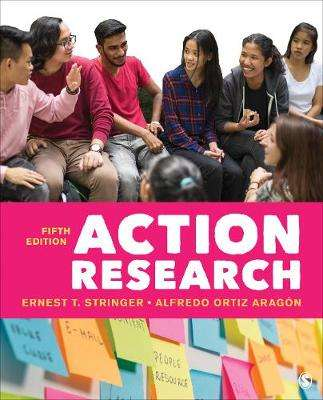 Cover of Action Research - Ernest T. Stringer - 9781544355948