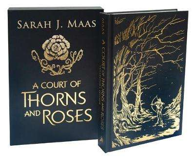 Cover of A Court of Thorns and Roses Collector's Edition - Sarah J. Maas - 9781547604173