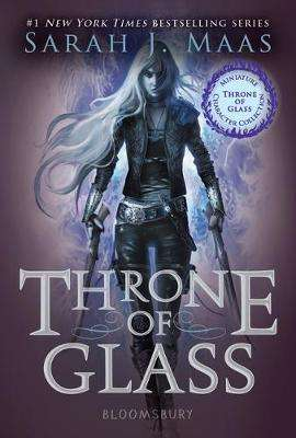 Cover of Throne of Glass Miniature Character Collection - Sarah J. Maas - 9781547604319