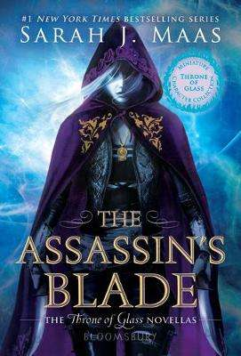 Cover of The Assassin's Blade (Miniature Character Collection) - Sarah J. Maas - 9781547604326