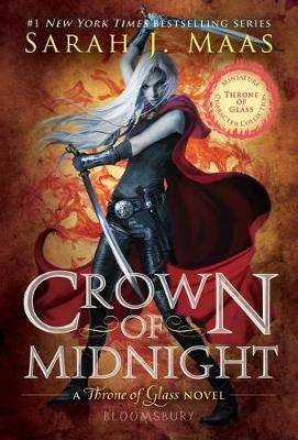 Cover of Crown of Midnight Miniature Character Collection - Sarah J. Maas - 9781547604333