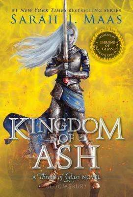 Cover of Kingdom of Ash Miniature Character Collection - Sarah J. Maas - 9781547604388